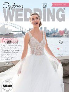 Sydney Wedding Cover 2018